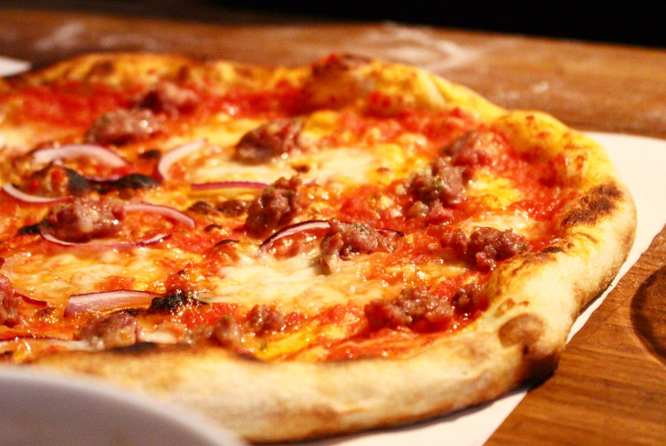 ost pizza recept