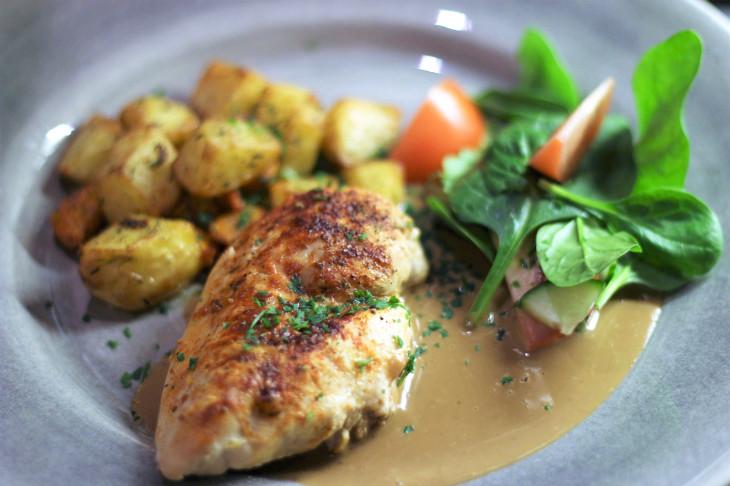 krydda kycklingfile enkelt