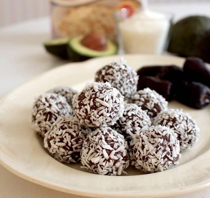 raw food chokladbollar utan dadlar